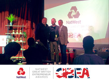 OUR FOUNDERS CROWNED GREAT BRITISH ENTREPRENEURS OF THE YEAR 2019 FOR WALES!