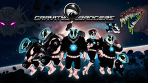 Gravity Badgers |  2013