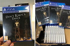 DON'T KNOCK TWICE GETS ITS PLAYSTATION VR BOXED RELEASE!