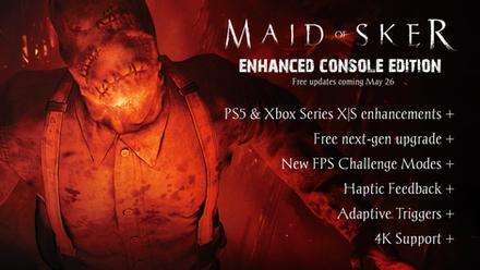 Sker Tactics: Enhanced Console Versions & FPS Challenge Modes