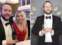 YOUNG ENTREPRENEUR OF THE YEAR AND BUSINESS GROWTH INNOVATION AWARD WINNERS 2017