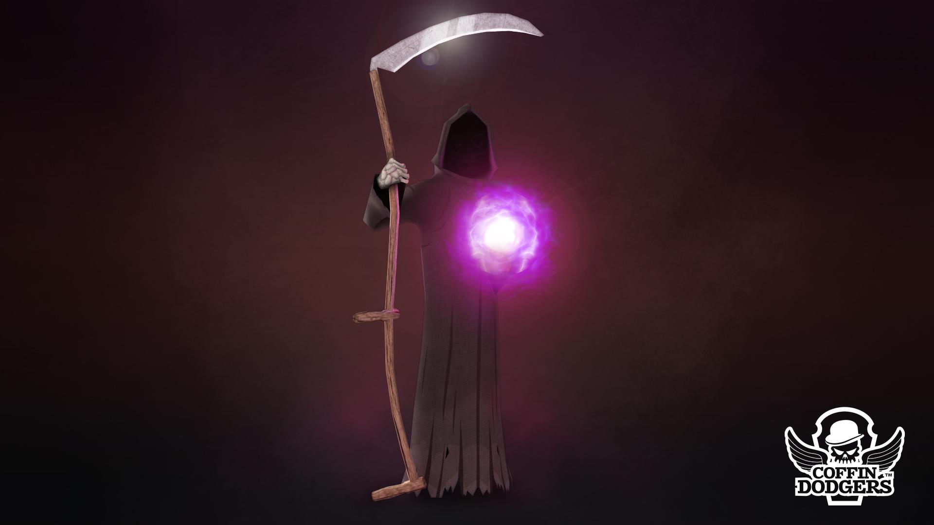 Mr Grim Reaper