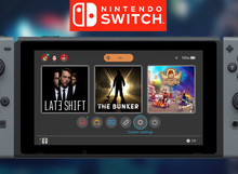 Late Shift, The Bunker & Coffin Dodgers Launch on Nintendo Switch!