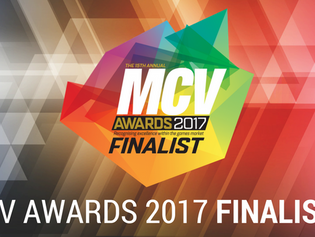 MCV AWARDS FINALIST FOR BEST INDIE GAMES LABEL & BUSINESS GROWTH AWARDS WALES NOMINATION