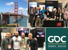 GDC San Francisco - The First Ever Wales Stand