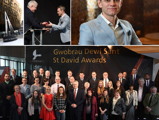 OUR CO-FOUNDER & MD, DAVID BANNER, NOMINATED FOR PRESTIGIOUS ST DAVID AWARDS 2017