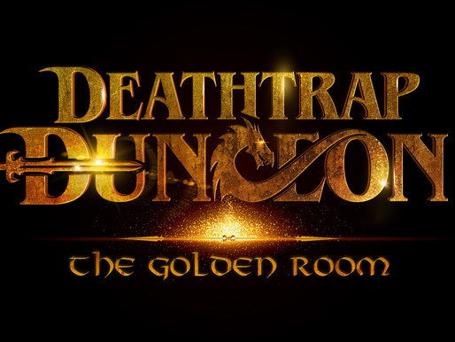 Reveal | Deathtrap Dungeon: The Golden Room