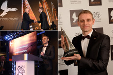 OUR MANAGING DIRECTOR WINS PRESTIGIOUS ST DAVID AWARD!