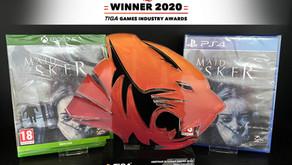 TIGA GAME INDUSTRY AWARD WINNER 2020!