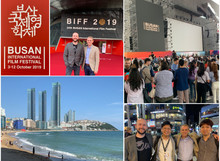 GUEST SPEAKERS AT THE BUSAN FILM FESTIVAL 2019
