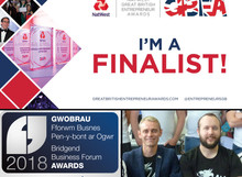 Great British Entrepreneur Awards & Bridgend Forum Awards Nominations