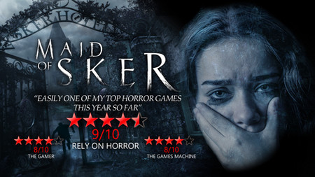 Maid of Sker  |  2020