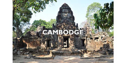 Agence de voyages Cambodge