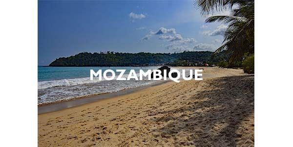 Agence de voyages Mozambique