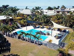 Hotel le Dimitile Entre-Deux à la Réunion