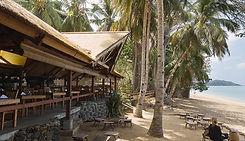 Plage N'Gouja à Mayotte