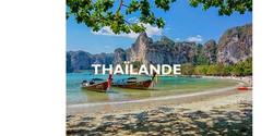 Agence de voyages Thailande