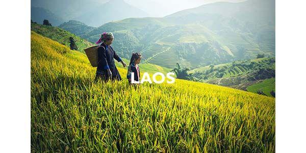 Agence de voyages Laos