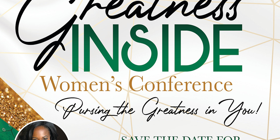 Greatness Inside Women's Conference