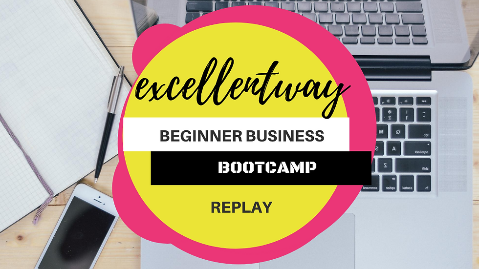 Beginner Business Bootcamp