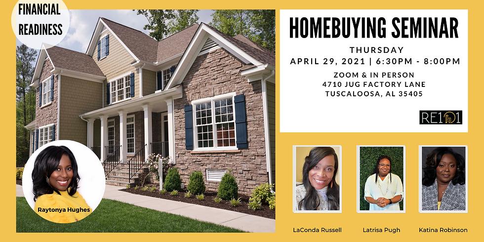 Virtual Home Buying Seminar