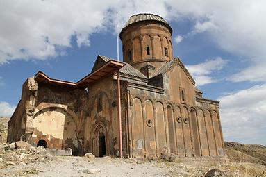 161 - Church of St Gregory of Honentz, c