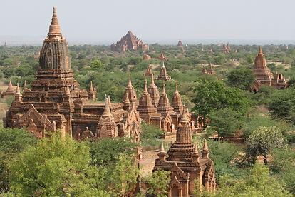 448 - The Bagan plain, Myanmar.JPG