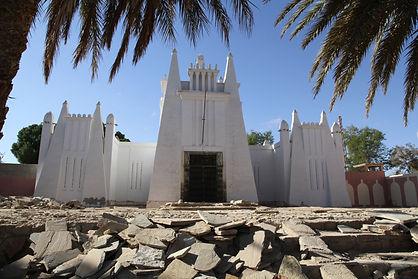 264 - The Museum of the Sahara, Ouargla,
