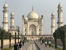 50a - Bibi ka Maqbara, Aurangabad, India