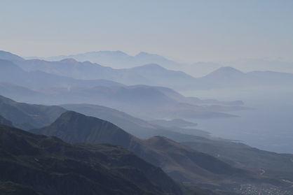 296 - View from Karaburun towards Corfu,