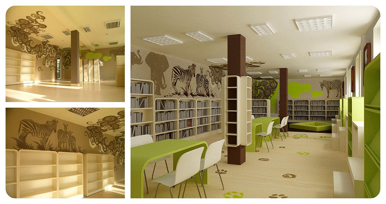 Biblioteka Publiczna - Sztabowa 98