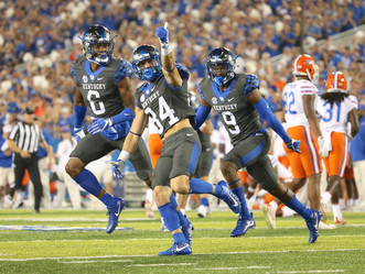UK vs UF - Half Time Thoughts