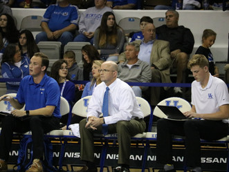 Volleyball: UK vs FL Pictures and Interviews