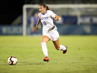 Women's Soccer faces Ole Miss Thursday at The Bell
