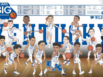 Basketball Posters Unveiled