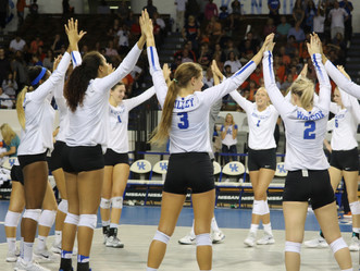 UK Volleyball goes 2 - 0 this weekend