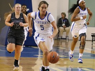 Coach's Corner: UK WBB 101 - LMU 64