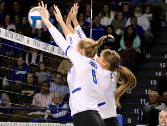 Coach's Corner - UK VB extends lead in SEC