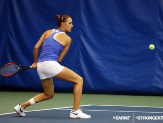 The UK womens tennis team finishes regional play