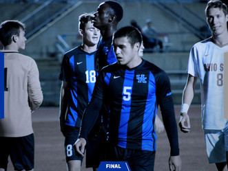 UK Mens Soccer shuts out Ohio State 3-0