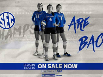 UK Volleyball is ready for the 2018 Season