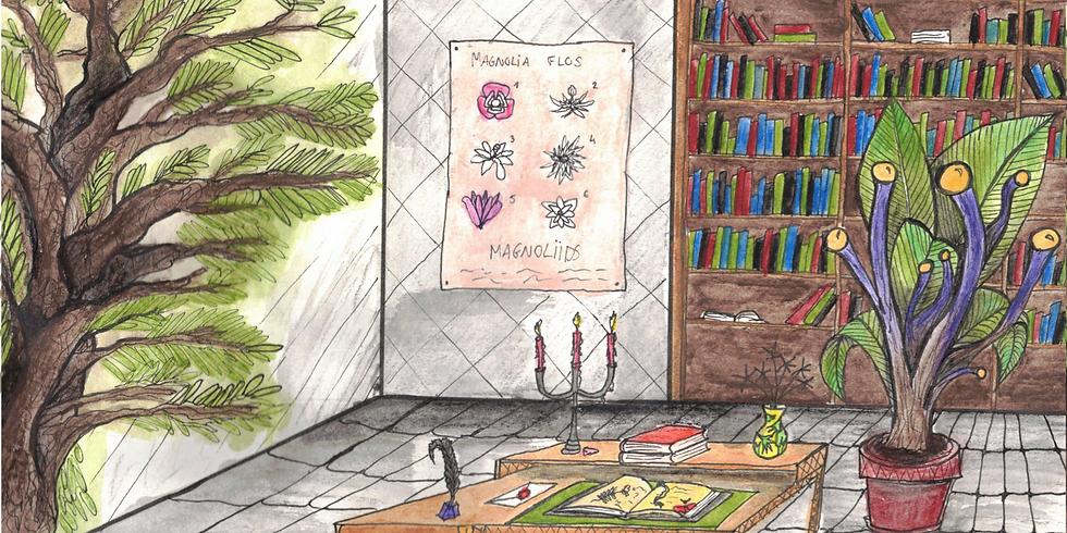 Enigma Botanica au refuge Tabula Rasa