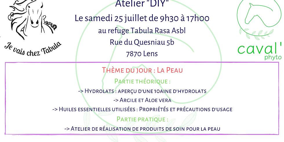 """Atelier """"DIY"""" - Thème : La peau - Lens"""