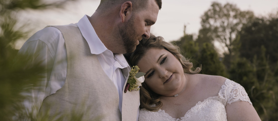 Jessica & Steven - Wedding Short Film at The Barn at Holiday Acres in Manvel, Texas