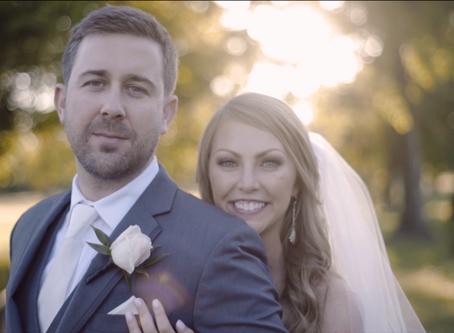 Krista & Nick - Intimate Wedding at Balmorhea Events in Magnolia, Texas