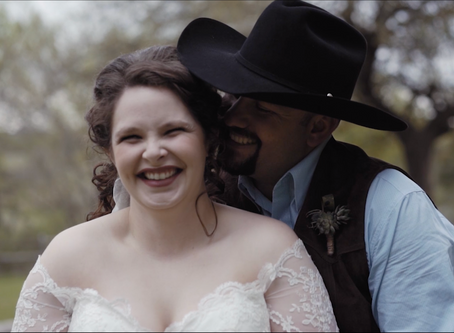 Kelsi & Brad - Stunning Country Wedding at Reunion Ranch in Georgetown, Texas