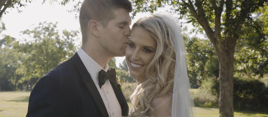 Lauren & Matt - Gorgeous Houston Texas Wedding at The Estates at Pecan Park