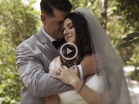 Jessica & Bradley - Wedding Short Film at Magnolia Bells in Magnolia, Texas