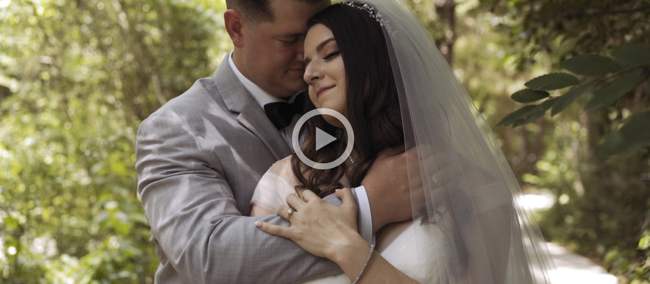 Jessica & Bradley - Wedding Short Film at Magnolia Bells in Magnolia, Texas