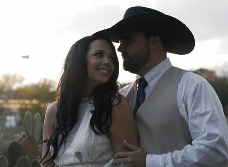 Presley & Will - Beautiful Sunset Wedding in Salado, Texas